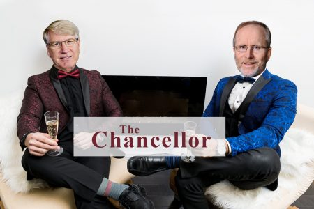 North Dakota Reality TV Series to Star Chancellor Hagerott & Larry Skogen