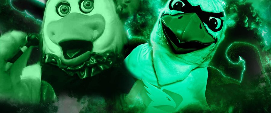 From the Ashes: University of North Dakota's New Mascot Was Former Member of Chuck-E-Cheese's Animatronic Band