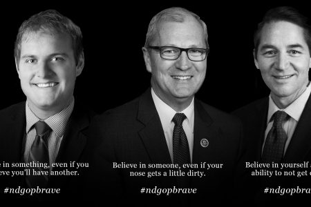 North Dakota Republicans Unveil #NDGOPBRAVE Marketing Campaign