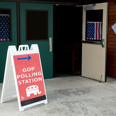 North Dakota Readies for (Another) Red Wave on Election Day