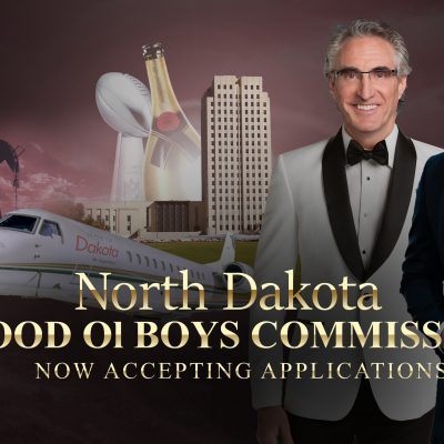 North Dakota Now Accepting Applications for Good Ol' Boys Commission